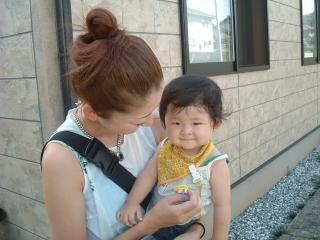 カンナ0歳10ヶ月