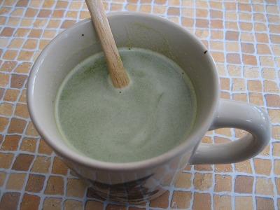 ナチュラルチョコレート抹茶
