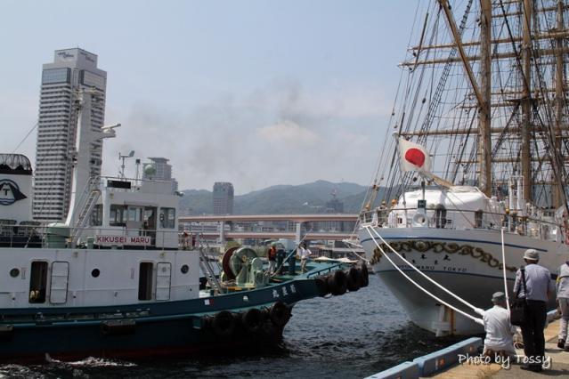 菊水丸と日本丸