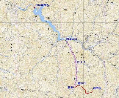 2007.9.9前門岳