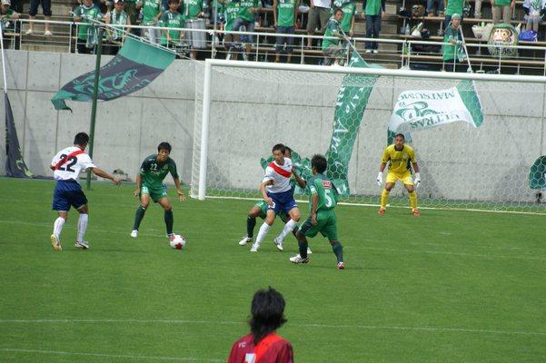 松本試合9