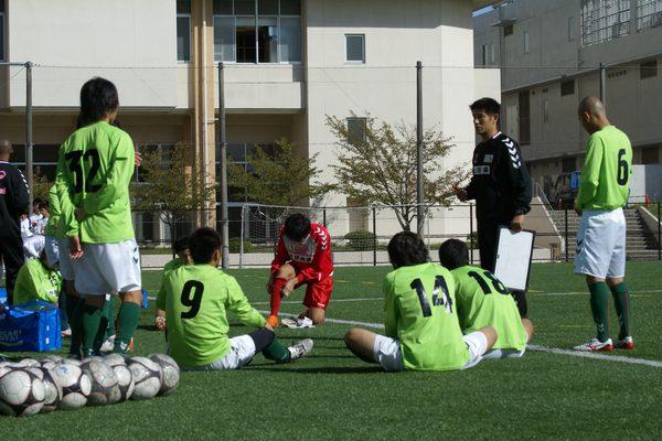 練習試合愛知学院6