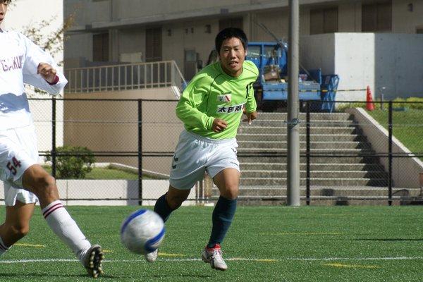 練習試合愛知学院9
