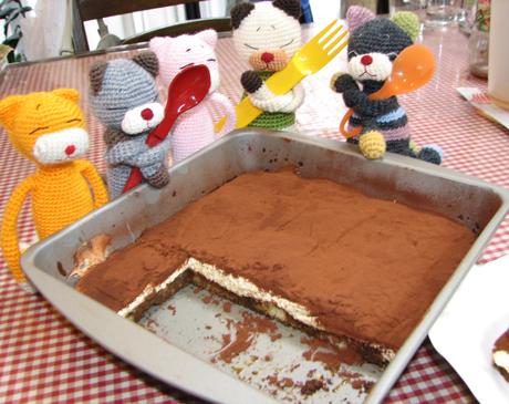 ねことケーキ