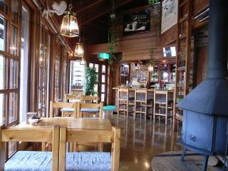 軽井沢の店