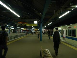 終点~片瀬江ノ島