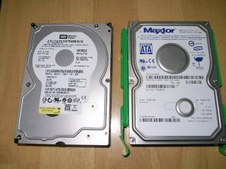 右が古い方、左が新品