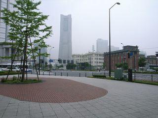 今日のランドマークタワー