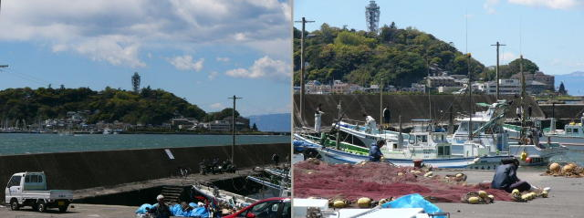 腰越漁港2