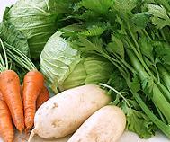 あまっ娘野菜