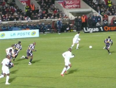 マルセイユ戦1