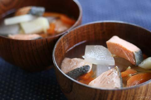 鮭--三平汁