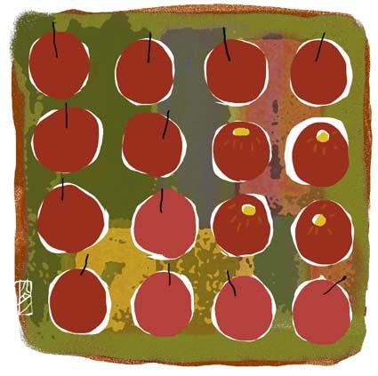 イラスト:焼リンゴ