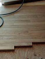 オークの無垢床