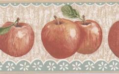 ボーダー りんご