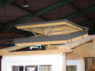 輸入建材 天窓