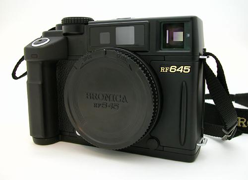 BRONICA RF645  A