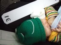 4ヶ月児健診