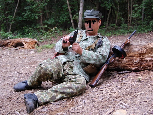 仮称U機甲師団 極悪非道の米海兵...
