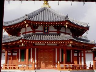 薬師寺 玄奘三蔵塔