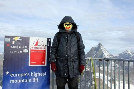 Matterhorn Glacier Paradise 05