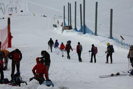 Matterhorn Glacier Paradise 13