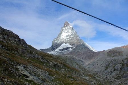 Matterhorn Glacier Paradise 19