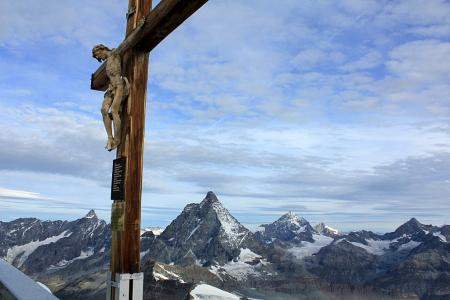 Matterhorn Glacier Paradise 22