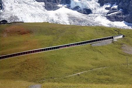 ユングフラウ鉄道09
