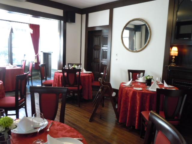 白金甚夢迎賓館 食堂2