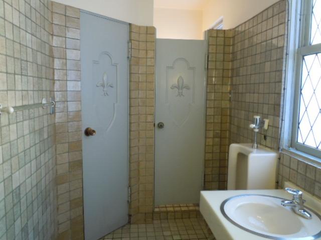 白金甚夢迎賓館 トイレ