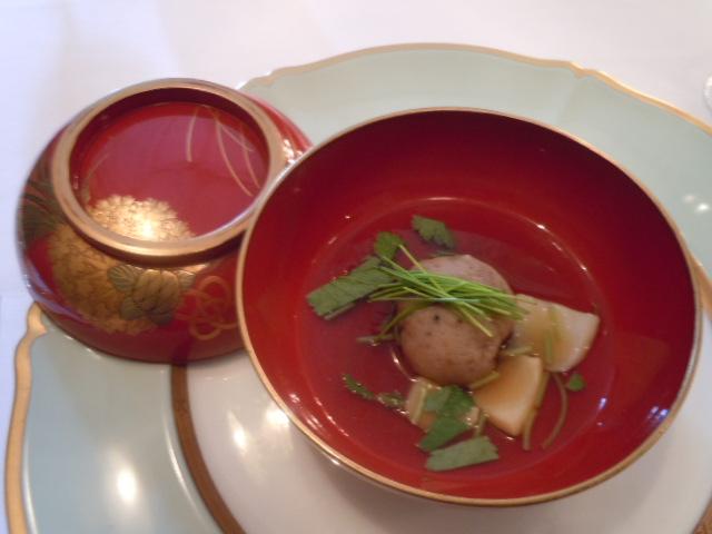 ル・シェール スープ