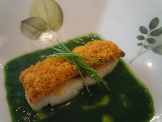 ル・シェール 魚料理