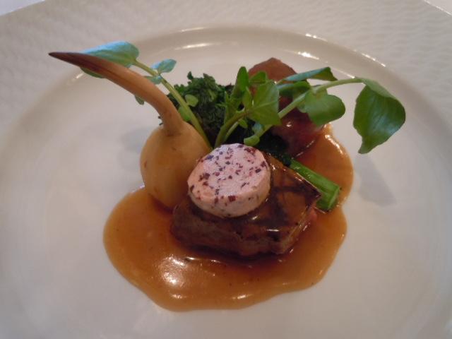 ル・シェール 肉料理