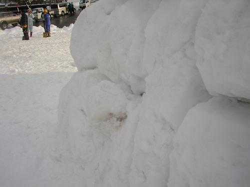 2011年中学閉校記念雪像 (46)