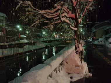 メガ盛りの雪!もう雪は要りません!
