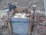 落ち葉の堆肥つくり