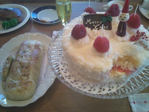 テーブルケーキ