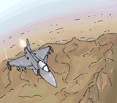 20070320 絵板にて Gripen