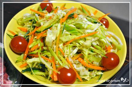 たっぷり野菜とiittalaティーマ