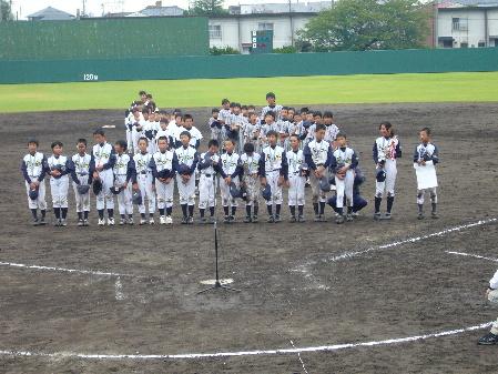 読売学童野球大会2009