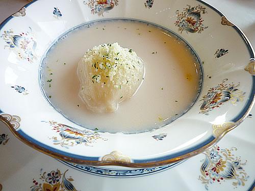 ポンテメール 玉ねぎのクリームスープ