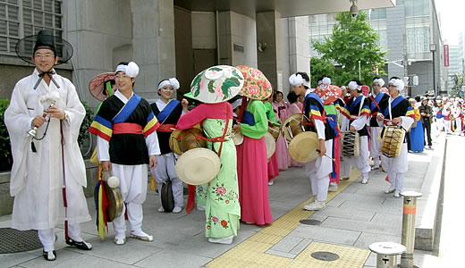神戸まつり2011・パレード-2
