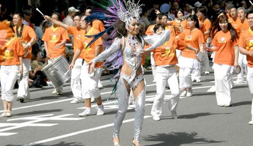 神戸まつり2011・パレード-5