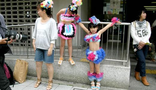 神戸まつり2011・街角風景-2