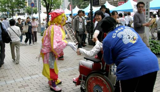 神戸まつり2011・街角風景(2)-1