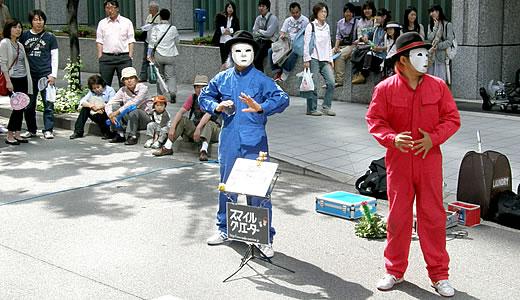 神戸まつり2011・街角風景(2)-2