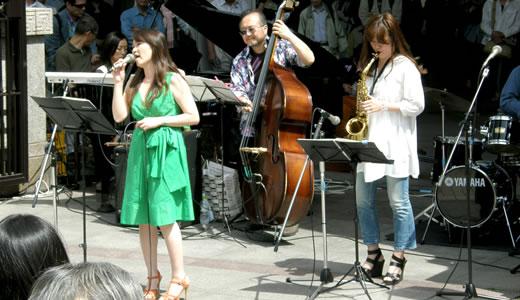 神戸まつり2011・街角風景(2)-3