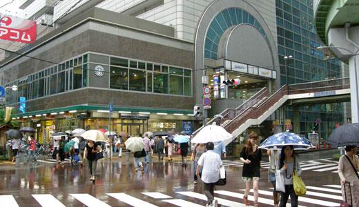 神戸一長い地下通路を通った(5)-3