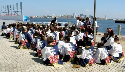神戸よさこい2011-1